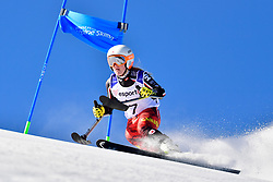 TURGEON Frederique, LW2, CAN, Giant Slalom at the WPAS_2019 Alpine Skiing World Cup, La Molina, Spain