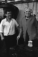 Bradley's a family Forge workshop making Chains and nails etc  in Cradley Heath The Black Country.