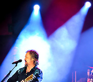 Country music performer TRAVIS TRITT performs in San Antonio, Texas.