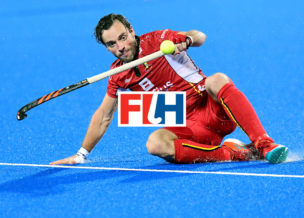 Odisha Men's Hockey World League Final Bhubaneswar 2017<br /> Match id:18<br /> Belgium v Spain<br /> Foto: <br /> COPYRIGHT WORLDSPORTPICS FRANK UIJLENBROEK