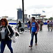 June 13, 2016 - 17:00<br /> The Netherlands, Amsterdam - De Ruijterkade