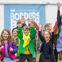 Borders Book Festival - Schools Gala