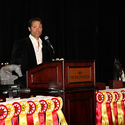 Darren Chiacchia at the 2007 USEA Convention and awards dinner in Colorado Springs, CO, USA