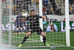 Ajdin Mulalic of Domzale during football match between NK Maribor and NK Domzale in 17th Round of Prva liga Telekom Slovenije 2019/20, on November 9, 2019 in Ljudski vrt, Maribor, Slovenia. Photo by Milos Vujinovic / Sportida