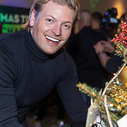 NLD/Amsterdam/20191206 - Sky Radio's Christmas Tree For Charity 2019, Thomas Berge