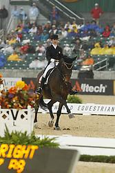 TRUSSEL Belinda, Anton<br /> Kentucky - Alltech FEI WEG 2010<br /> /Stefan Lafrentz