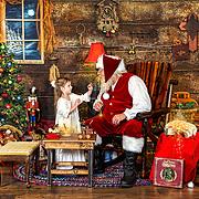 Santa's Magical World - Pipes