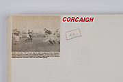 from GAA Autograph book No 5,