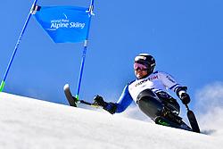 MORII Taiki, LW11, JPN, Giant Slalom at the WPAS_2019 Alpine Skiing World Cup, La Molina, Spain