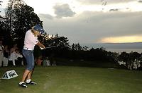 Golf<br /> Foto: Dppi/Digitalsport<br /> NORWAY ONLY<br /> <br /> GOLF - EVIAN MASTERS 2006 - EVIAN MASTERS GOLF CLUB - 26-29/07/2006<br /> <br /> 27/07/2006 - OPENING EVIAN MASTERS TRAINING CENTER - SUZANN PETTERSEN