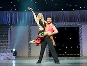 Kristina Riahnoff and Robin Windsor in  Puttin&rsquo; On The Ritz at New Wimbledon Theatre, London, Great Britain <br /> <br /> 27 May 2015 <br />  <br /> Robin Windsor, Kristina Rhianoff <br />  <br /> <br /> Photograph by Elliott Franks <br /> Image licensed to Elliott Franks Photography Services