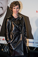 Louise Bourguoin attends the Opening Ceremony of the 7th Film Festival Lumiere on October 12, 2015 in Lyon, France.