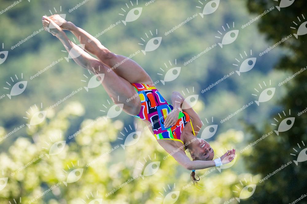 CAGNOTTO Tania ITA<br /> Bolzano, Italy <br /> 22nd FINA Diving Grand Prix 2016 Trofeo Unipol<br /> Diving<br /> Women's 3m springboard semifinal <br /> Day 02 16-07-2016<br /> Photo Giorgio Perottino/Deepbluemedia/Insidefoto