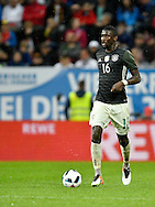 Antonio Ruediger of Germany during the International Friendly match at WWK Arena, Augsburg<br /> Picture by EXPA Pictures/Focus Images Ltd 07814482222<br /> 27/05/2016<br /> ***UK &amp; IRELAND ONLY***<br /> EXPA-EIB-160530-0172.jpg