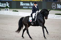 Tebar, Karen (FRA) Ricardo<br /> Stuttgart - German Masters 2016<br /> © www.sportfotos-lafrentz.de
