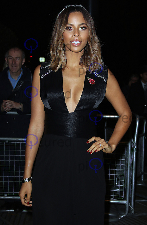 Rochelle Humes, Music Industry Trusts Award, Grosvenor House, London UK, 02 November 2015, Photo by Brett D. Cove