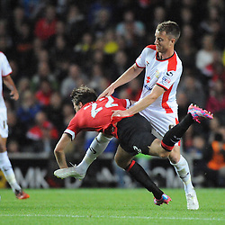 MK Dons v Man Utd   Capital One Cup   26 August 2014