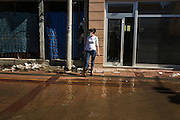 Obrenovac, Serbia. Flooding aftermath.<br /> <br /> Matt Lutton / Boreal Collective<br /> <br /> Flooding in Serbia