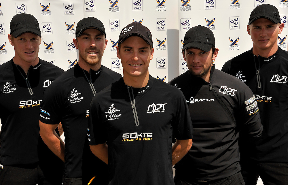 Torvar Mirsky announces his new team for the 2011 World Mtach Racing Tour, The Wave Muscat. Chris Davies-WMRT
