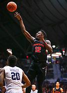 NCAA Basketball - Butler Bulldogs - Princeton Tigers - Indianapolis, In