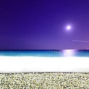 Promenade des Anglais; Nice, France.