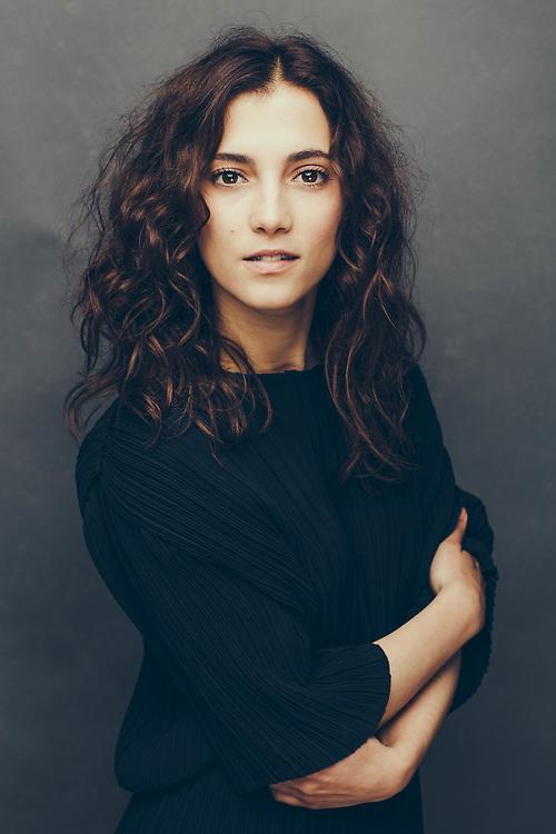 Actress Sara-Sofie Boussnina by HEIN Photography