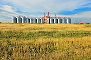 Inland grain terminal<br /> Corinne<br /> Saskatchewan<br /> Canada