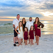 Sorg Family Beach Photos