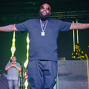 WASHINGTON, DC - April 12th, 2014 - Rapper Rick Ross performs at Echostage in Washington, D.C. Ross released his sixth album, Mastermind, in March.  (Photo by Kyle Gustafson / For The Washington Post)
