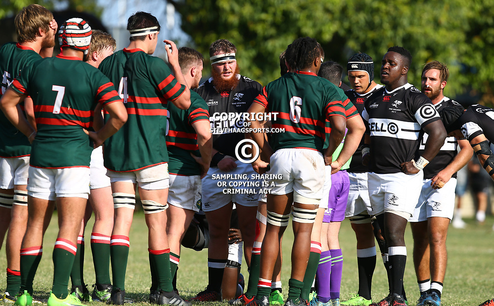 Jordan Els of the Cell C Sharks Under 21's during The Cell C Shark 21's and Leopards  21's Currie Cup at Growthpoint Kings Park KP2 in Durban, South Africa. 8th September  2017 (Photo by ( Steve Haag Sports)