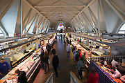 "Gothenburg (Göteborg). The ""Fish Church"" (fish market hall)."