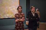 ALYS FOWLER; CHARLOTTE HARRIS;  Painting the Modern Garden: Monet to Matisse Royal Academy of Art. Piccadilly, London. 26 January 2016