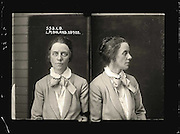 The barber shop slasher, the back-street abortionist and the 'parasite in a skirt': Vintage Australian mugshots reveal some of the country's earliest women criminals<br /> <br /> Haunting images of the past have emerged, showing vintage black and white portraits of Australian women.<br /> But these are no ordinary women. These are the not-so-innocent faces of convicted criminals who were put behind bars from the 1880s to 1930s.<br /> Among them include the infamous razor gangster and prominent madam of the times - Matilda 'Tilly' Devine.<br /> Others include backyard abortionists, drug dealers and those convicted of bigamy, drunkenness and theft.<br /> most of them were sent to the State Reformatory for Women, Long Bay - south of Sydney - which is now known as Long Bay Correctional Complex.<br /> <br /> <br /> Photo shows:  Lillian May Southwell Boland, criminal record number 553LB, 28 September 1922. State Reformatory for Women, Long Bay, NSW<br /> <br /> Convicted of conspiracy to procure an abortion. Lillian Boland worked as a secretary for an illegal abortionist who operated out of a dentist's surgery on Oxford Street, Paddington. Boland protested her innocence and ignorance of the 'doctor's' work; however, the court decided she must have had detailed knowledge of the business and handed her a suspended sentence of 12 months hard labour.<br /> ©NSW Police Gazette/Exclusivepix
