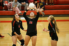 10/16/18 HS VB Bridgeport vs. Charleston Catholic