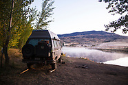 John Day River, Oregon - Fly Fishing Photos - camping, van