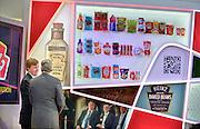 Nederland, Nijmegen, 18-4-2013Vlak voor de troonswisseling op 30 april legt prins willem alexander een werkbezoek af aan de heinz vestiging in Nijmegen. Hij opende de nieuwe onderzoek en ontwikkelings faciliteit.Foto: Flip Franssen/Hollandse Hoogte