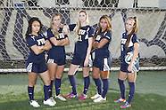 FIU Women's Soccer Team Shoot 2015