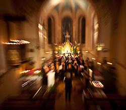 27.05.2011, Pfarre, Kaprun, AUT, Lange Nacht der Kirchen, im Bild Feature, Themenbild Kirchenchor, EXPA Pictures © 2011, PhotoCredit: EXPA/ J. Feichter