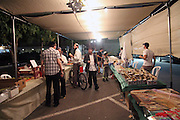 Israel, Jerusalem, the Sukkoth 4 species market.