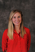 Amelia Ek during portrait session prior to the second stage of LPGA Qualifying School at the Plantation Golf and Country Club on Oct. 6, 2013 in Vience, Florida. <br /> <br /> <br /> ©2013 Scott A. Miller
