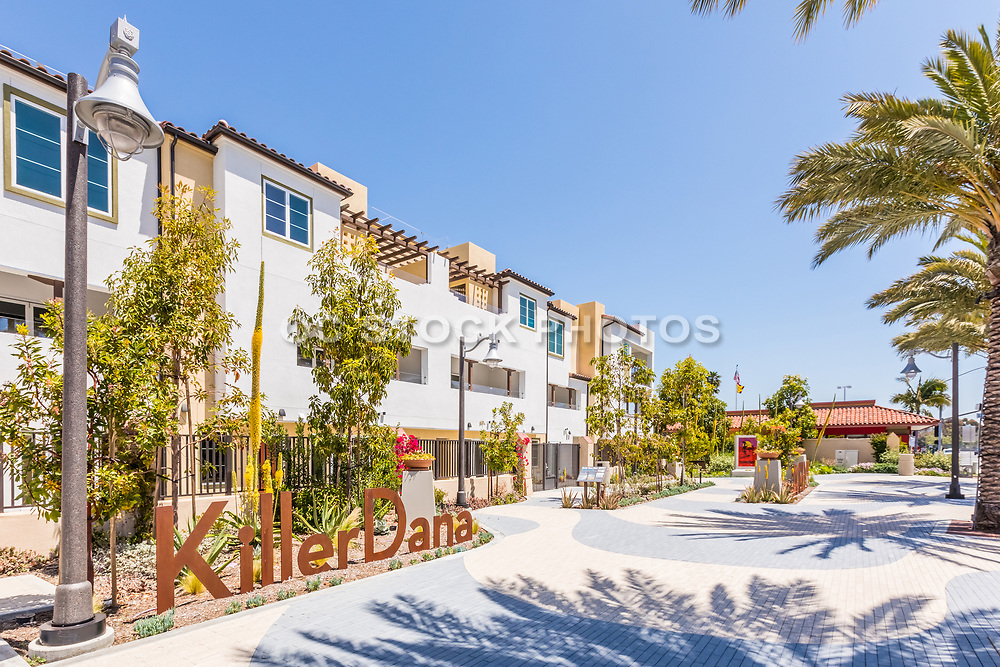 Luxury Town Homes at South Cove on PCH Dana Point