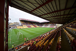 BRADFORD, ENGLAND - Saturday, July 13, 2019: A general view of Bradford City's Valley Parade stadium before a pre-season friendly match between Bradford City AFC and Liverpool FC. (Pic by David Rawcliffe/Propaganda)