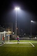 Frankfurt | 20 February 2017<br /> <br /> Fussballtraining Fussballerinnen FFC Frankfurt, 3. Damenmannschaft, im FFC-Stadion am Brentanobad.<br /> Hier: Hackentrick.<br /> <br /> photo &copy; peter-juelich.com