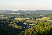 Landschaft bei Lindenfels, Hessen, Deutschland
