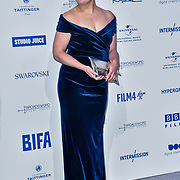Monica Dolan attends the 22nd British Independent Film Awards at Old Billingsgate on December 01, 2019 in London, England.