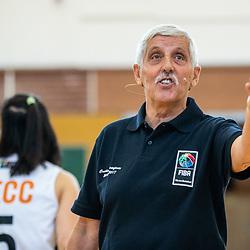 20180717: GER, Basketball - FIBA Europe Coaching Certificate School