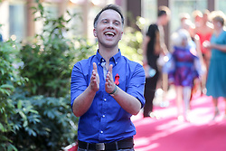 03.07.2015, Maritim Hotel, Koeln, GER, Koelner Aids Gala, im Bild Tim Fischer // at the receiving to Cologne AIDS Gala in the Maritim Hotel in Koeln, Germany on 2015/07/03. EXPA Pictures © 2015, PhotoCredit: EXPA/ Eibner-Pressefoto/ Deutzmann<br /> <br /> *****ATTENTION - OUT of GER*****