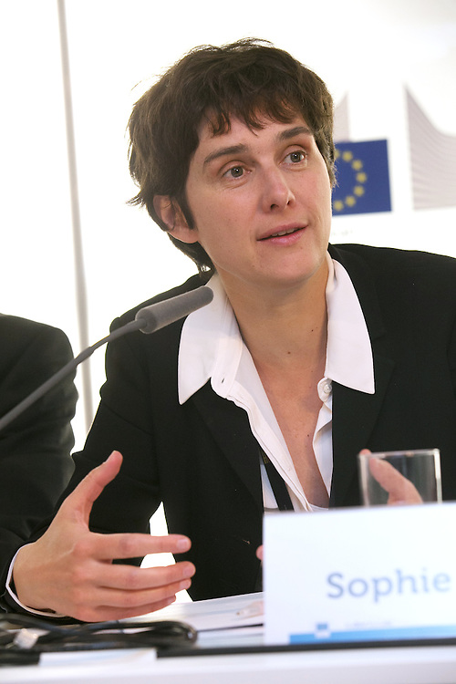 03 June 2015 - Belgium - Brussels - European Development Days - EDD - Growth - Ideas to impact-Innovation prizes for development - Sophie Tremolet<br /> WASH Theme Leader , Tremolet Consulting &copy; European Union