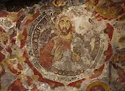 Turkey, Trabzon Province, Sumela Monastery main chapel