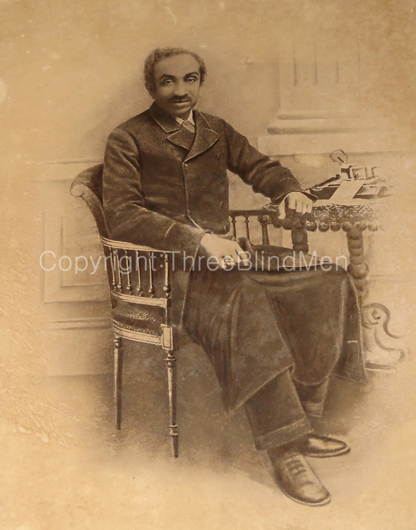 C.H. de Soysa. Charles Henry de Soysa.<br />